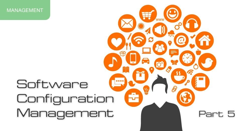 Software configuration management. Part 5. Version control