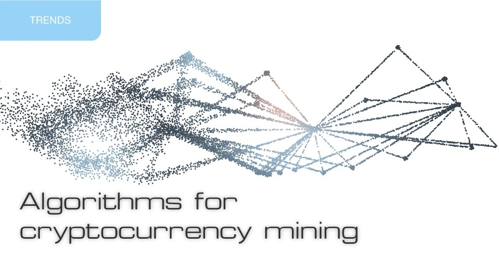 Algorithms for cryptocurrency mining
