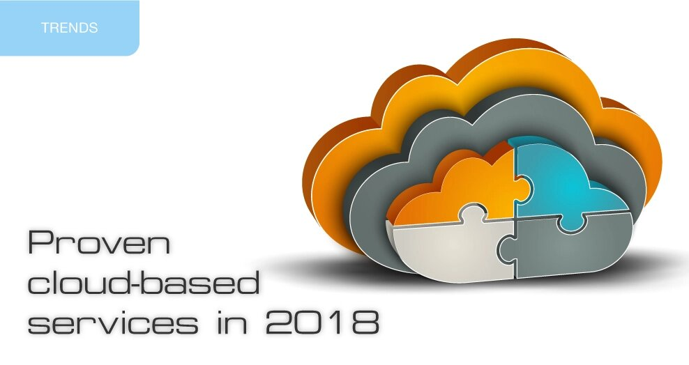 Proven Cloud-Based Services in 2018