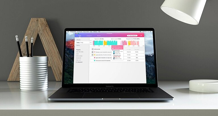 Y-Productive: a startup product helping to improve your productivity at work