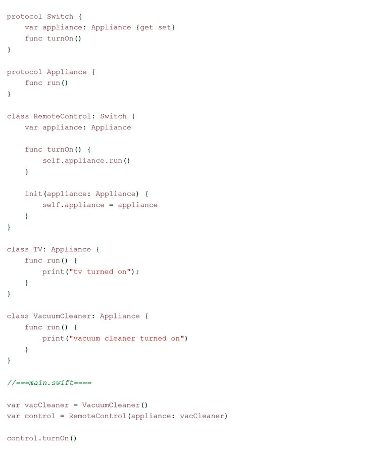 iOS templates