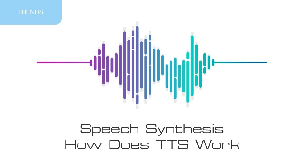 Speech synthesis. How does TTS work