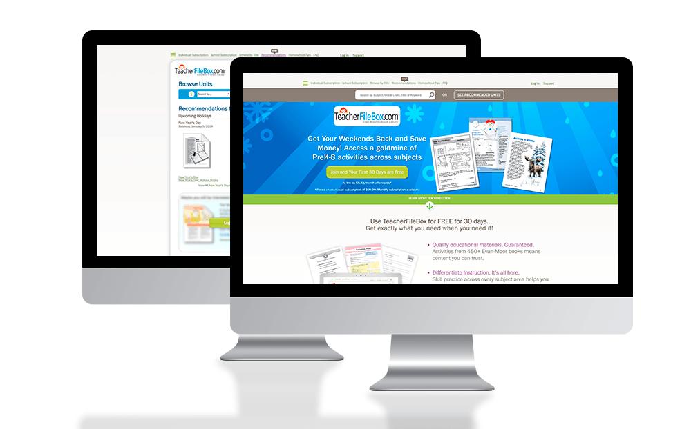 New Line Technologies Case – TeacherFileBox 2
