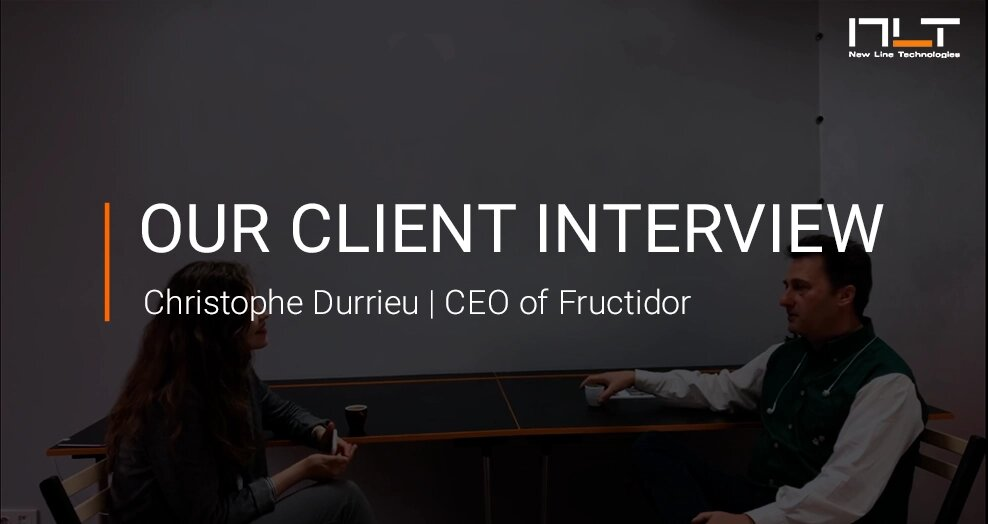 Our client interview: Christophe Durrieu, CEO of Fructidor (France)