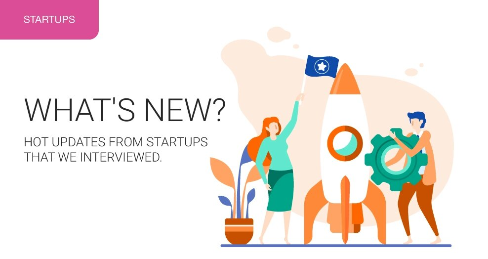 Is there life after a startup launching? Important updates from real European startups we interviewed
