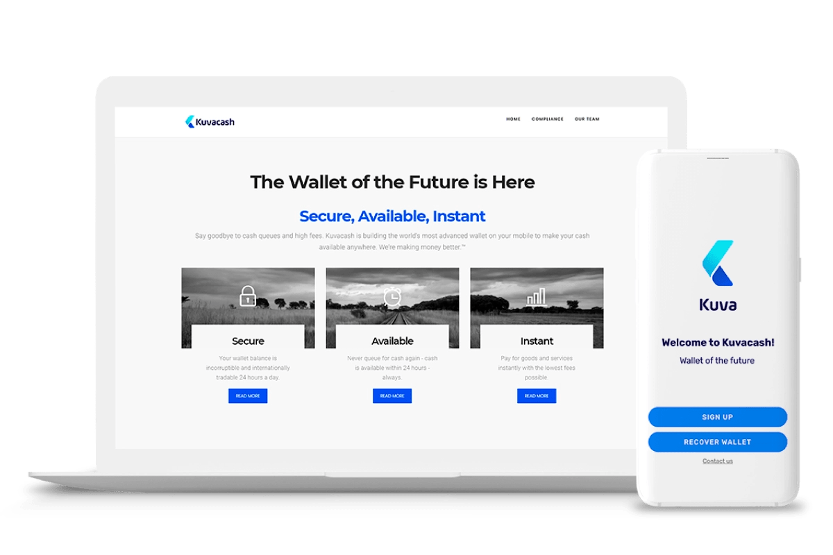 Kuvacash – making money better