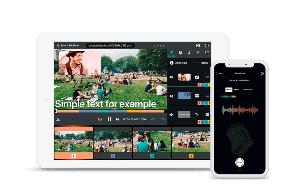 Professional Suite of Multimedia Apps